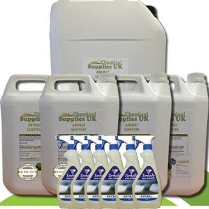 Antibac - General Purpose Cleaner - BS EN 1276 approved