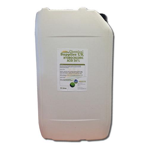 Hydrochloric Acid 36% - Muriatic Acid