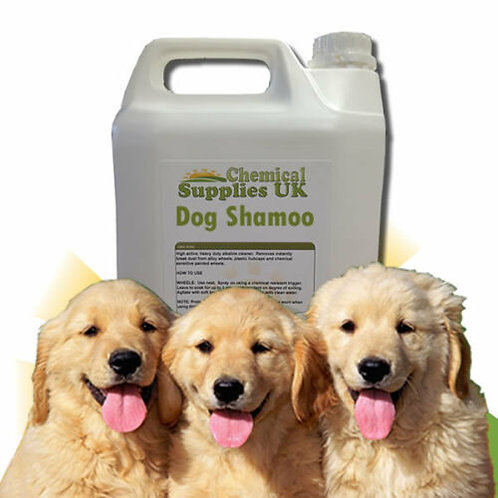 Professional Dog Shampoo