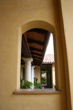 Arched Opening