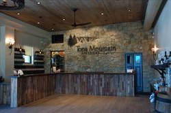 Winery Interior Bar