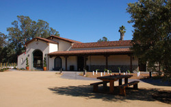 Winery Front Entry