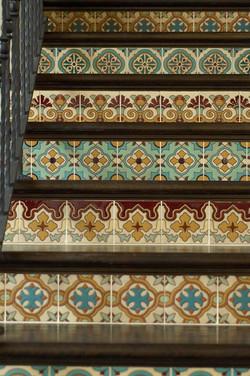 Stair Riser Tile