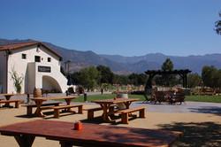 Winery Backyard