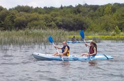 Kayak lac Aureilhan
