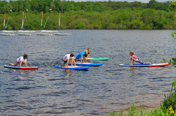 Cours collectif SUP Yoga