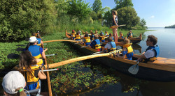 pirogue hawaïenne groupe scolaire