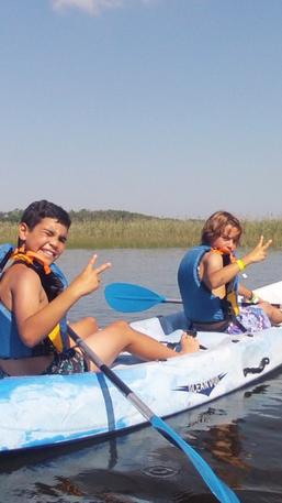 Kayak monoplace, 2 places ou 4 places