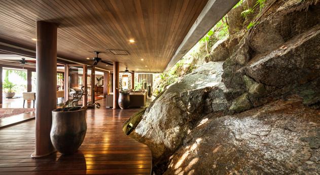 Shambala Phuket - Facinating interior ro