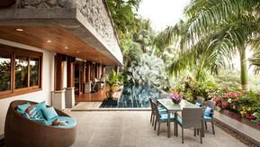 Shambala Phuket - Pool deck and alfresco