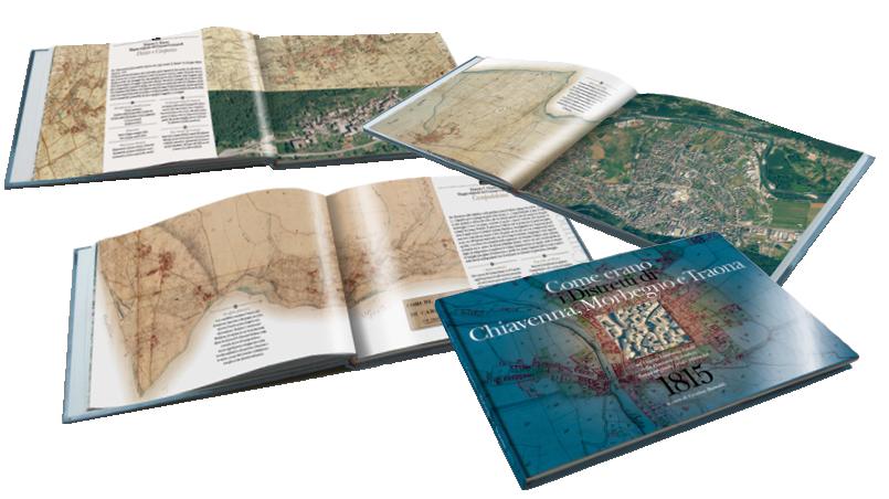 Come erano i Distretti di Chiavenna, Morbegno e Traona