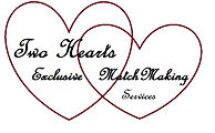 Two Hearts Exclusive MatchMaking Services logo