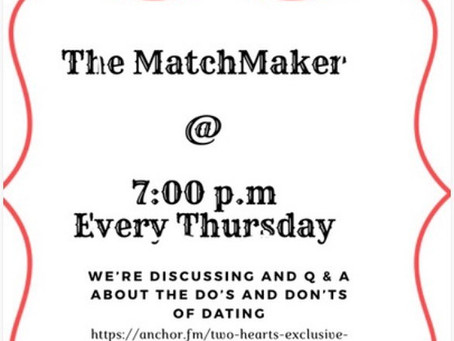 'The MatchMaker' Podcast