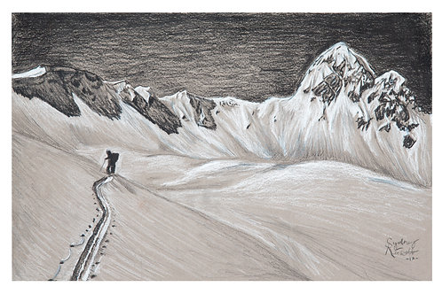 PFEIFFERHORN SKINTRACK - PRINTS ONLY