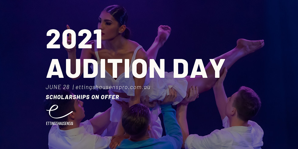 2021 AUDITION DAY