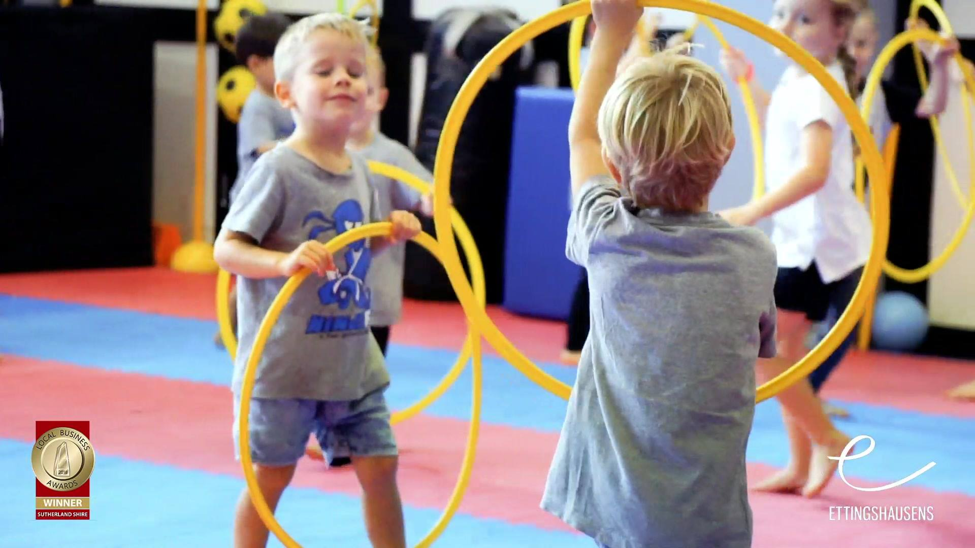 We had so much fun in our Ninja Stars preschool classes this term! If you have a little one aged 3 to 5 years old, come and try Ninja Stars on Wednesday April 17 and enrol for Term 2! 😄💪🏼   🗓 Wednesday April 17 ⏰ 9.30AM - 10.15AM 📍 Ettingshausens, 11