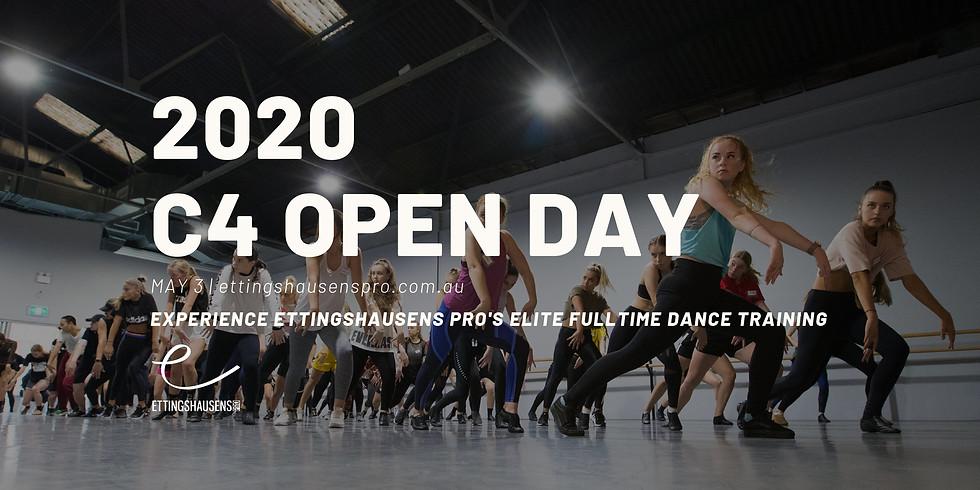 C4 2020 Open Day
