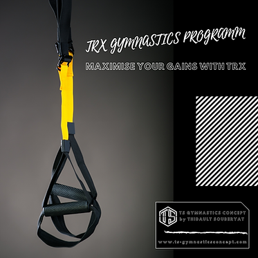 TRX GYMNASTICS PROGRAM