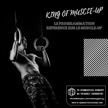 KING OF MUSCLE-UP