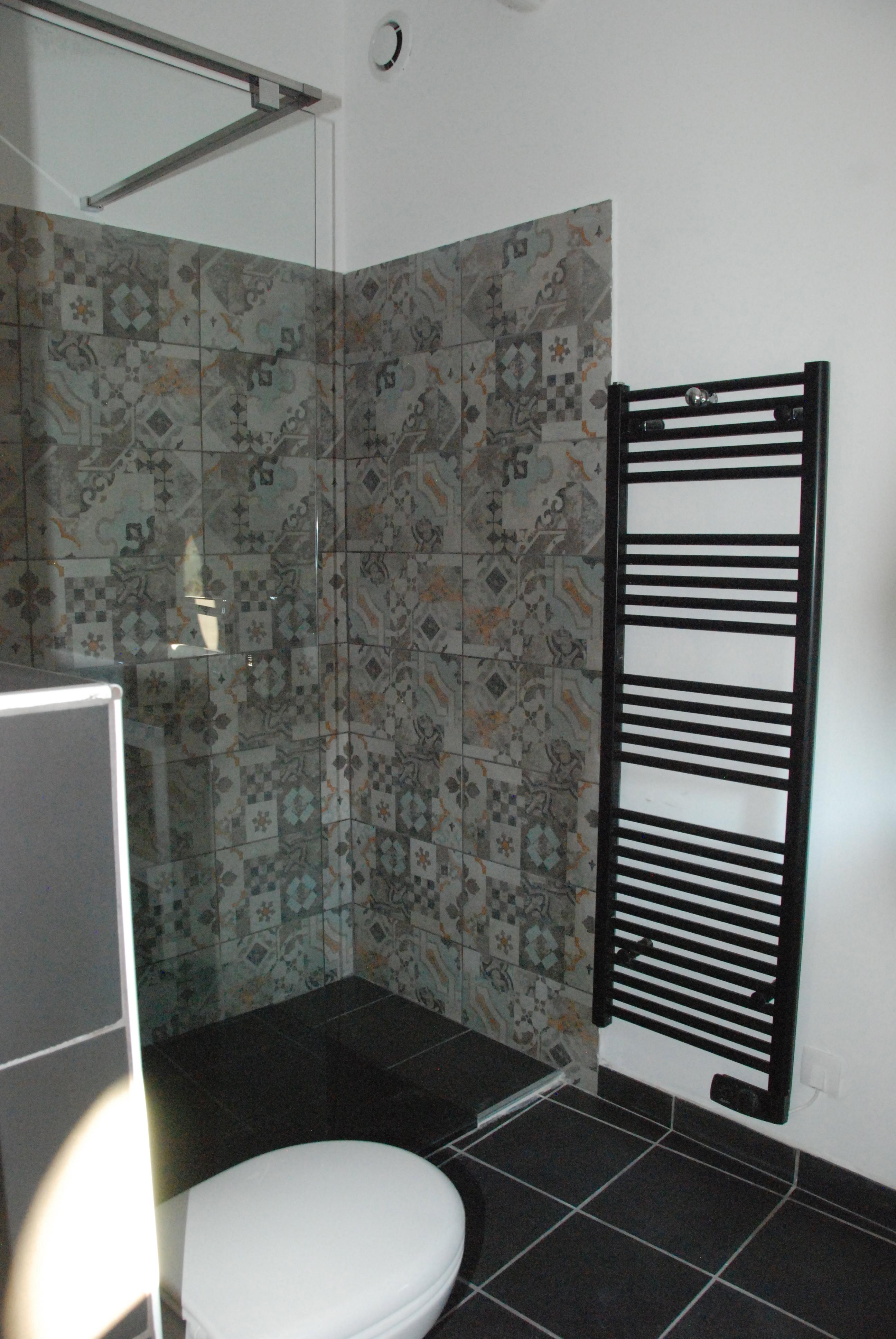 chambre 2 douche à l'italienne