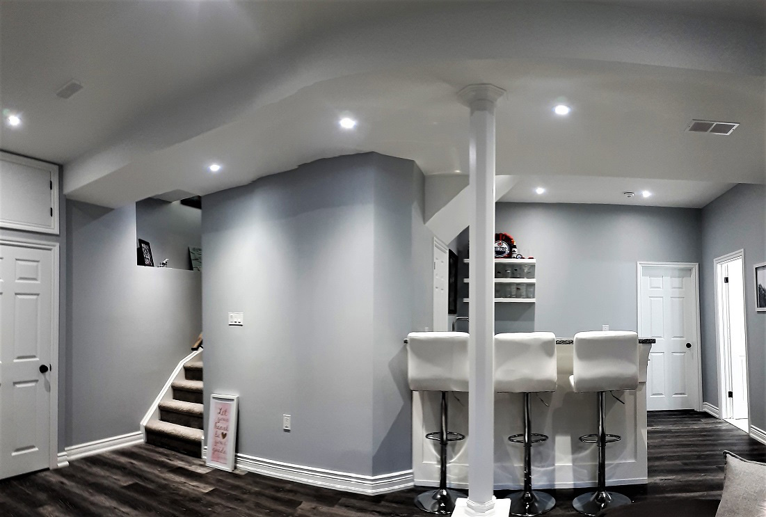 Basement Renovation Hamilton