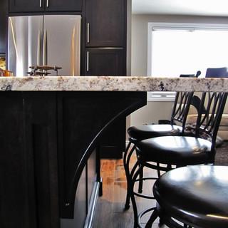 Kitchen Island Custom Cabinets