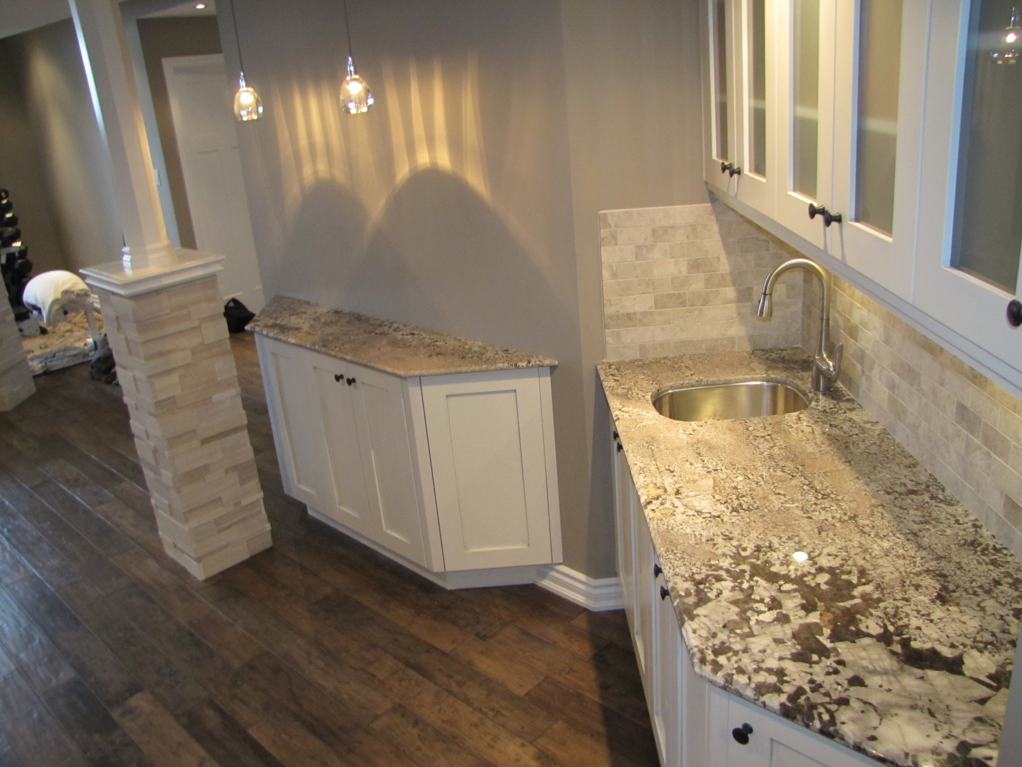 Ancaster Basement Wet Bar