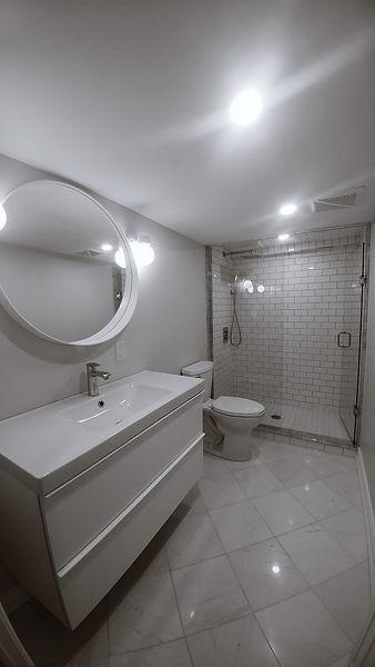 Hamilton Bathroom Remodel
