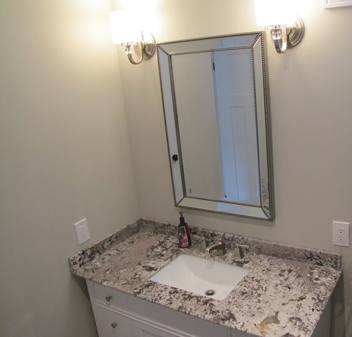 Basement Bathroom Ancaster Ontario