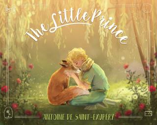 The Little Prince Cover Design_Marina Al