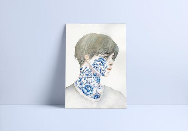Fragility Print