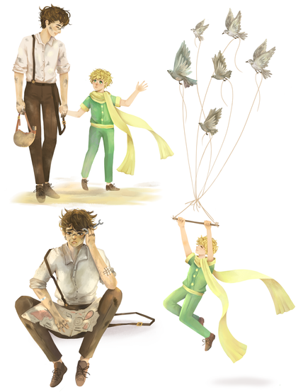 Little Prince Character sheet