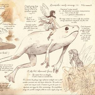 Fairy Field Journal