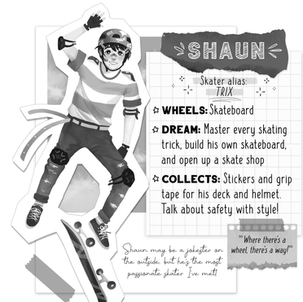 Skaters Gonna Skate- Shaun