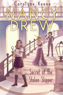 Nancy Drew Cover_Marina Alcoser