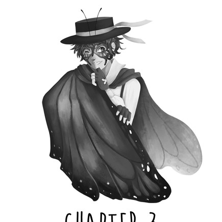 Butterfly Bandit Chapter Header