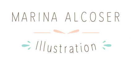 Marina Alcoser Illustration