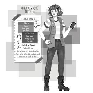 Nancy Drew Notes- George