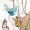 Thumbnail: Miss Butterfly Print
