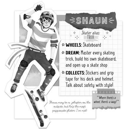 Skater's Gonna Skate-Shaun