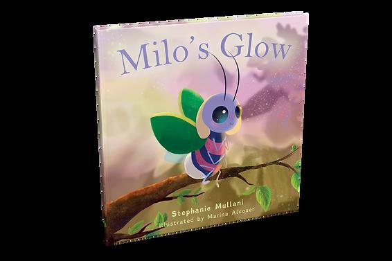 Milo's Glow_Marina Alcoser_Stephanie Mullani