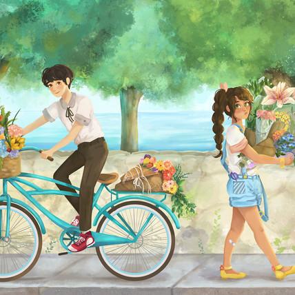 Flower Shop Friends