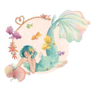 Reading Mermaid