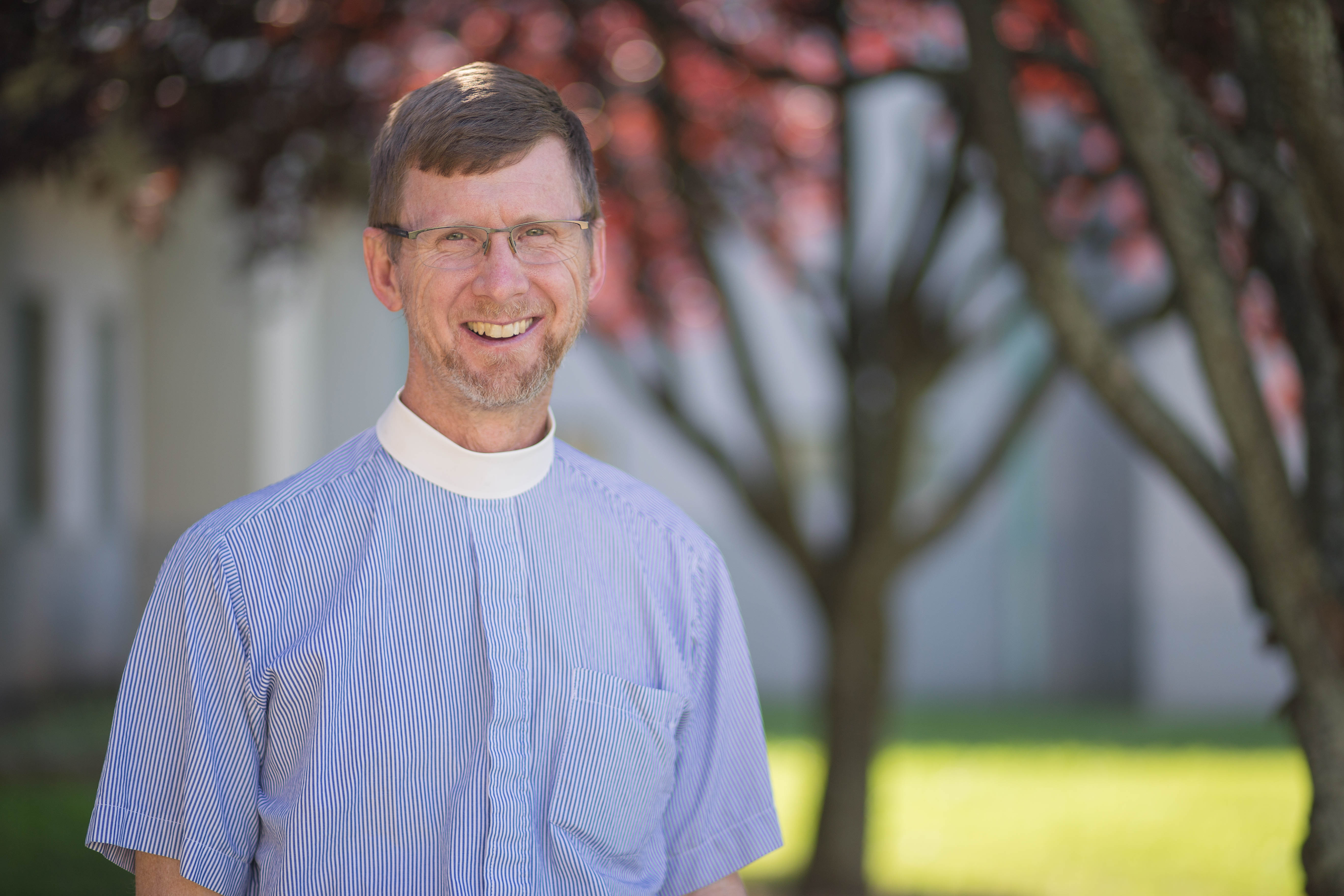 Pastor Mike McQuaid