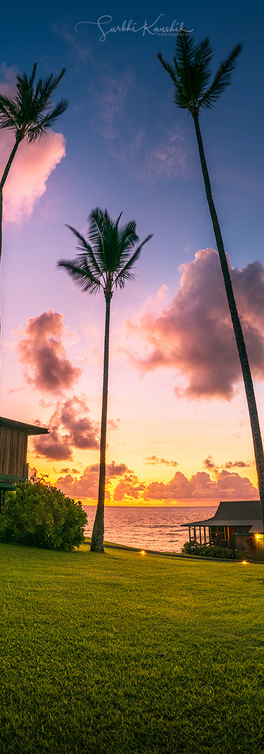 Sunrise in Hawaii 01