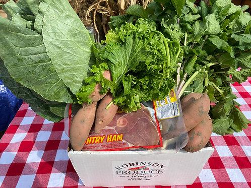 Thanksgiving Produce Box