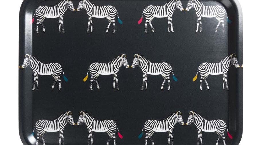 Sophie Allport Zebra Tray