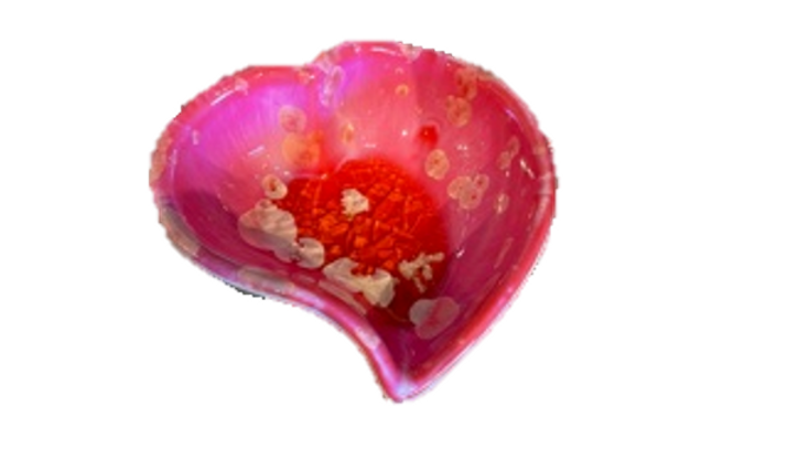 Simon Pearce Crystalline Heart