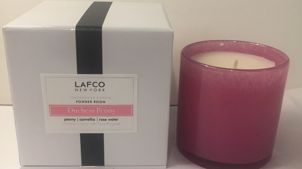 Lafco Duchess Peony Classic Candle