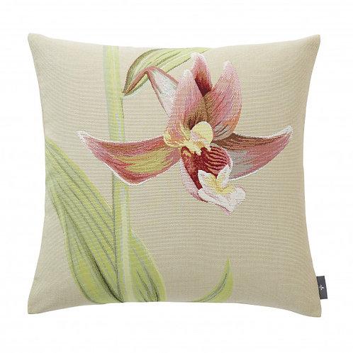 Art de Lys Big Orchid Pillow w/ down insert